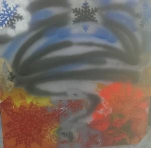 Stap verder de mist